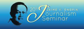 Jaime V. Ongpin Journalism Seminar
